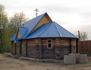 Иоанно-Богословский храм д. Глинки